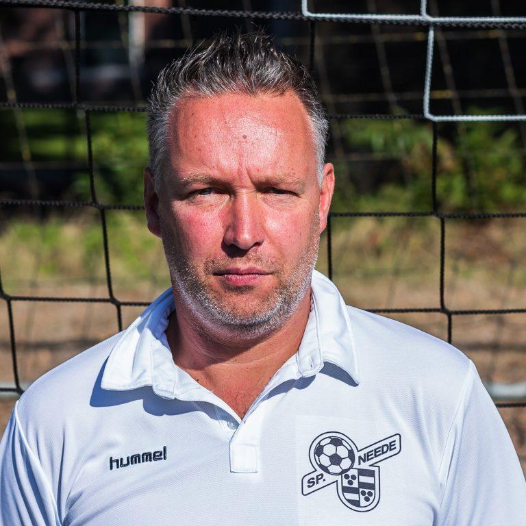Contractverlenging hoofdtrainer William Krabbenborg