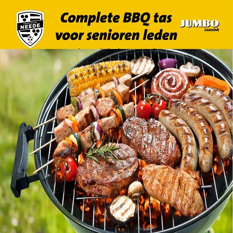 Ophalen BBQ Pakket